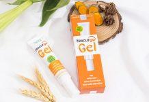Nacurgo Gel dùng cho viêm nang lông có bị bết dính, khó chịu không?