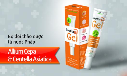 Nacurgo Gel có dùng được cho da nhạy cảm không?