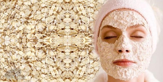 Bất ngờ với cách trị mụn ẩn dưới da bằng bột yến mạch