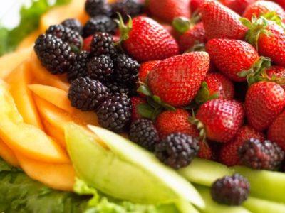 trị sẹo lõm bằng trái cây