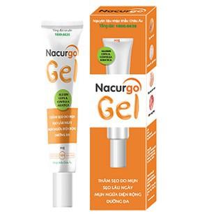 Nacurgo gel trị thâm mụn có tốt không