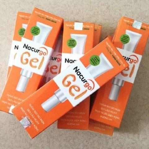 Nacurgo gel có tốt không, có công dụng gì, giá bán Nacurgo gel là bao nhiêu và mua Nacurgo gel ở đâu