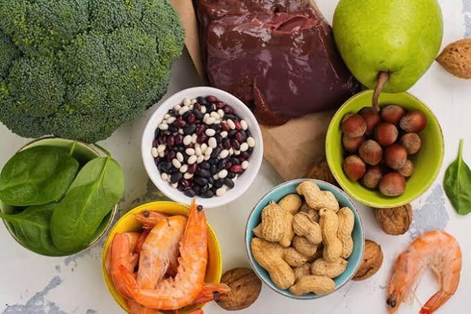 Khi trị thâm mụn thì nên ăn những loại thực phẩm gì