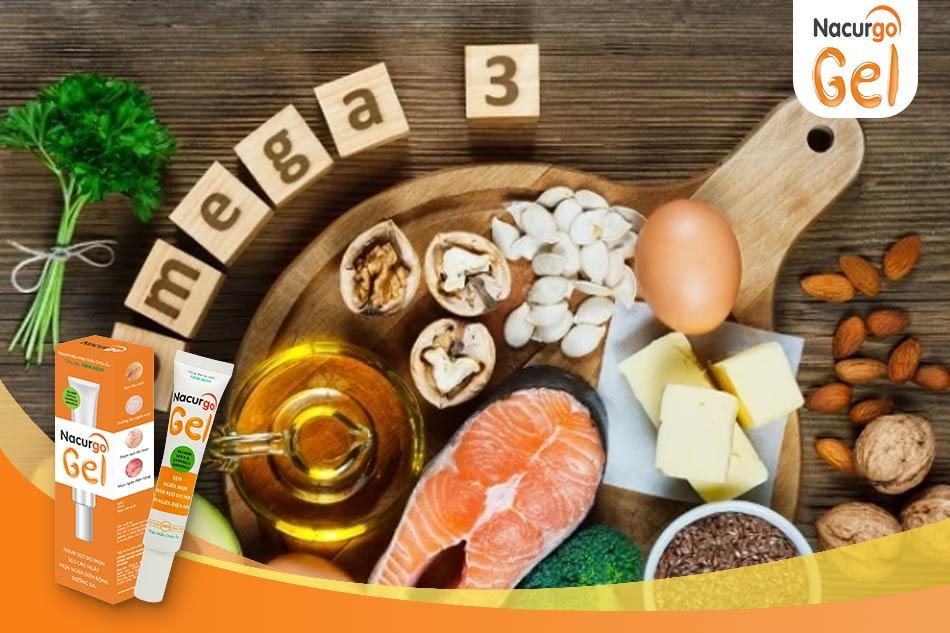 Bị mụn nên ăn các loại cá chứa nhiều omega - 3