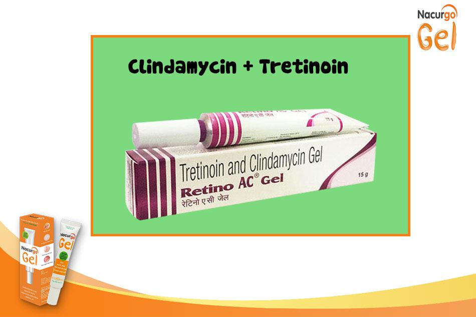Phối hợp thuốc Clindamycin và Tretinoin