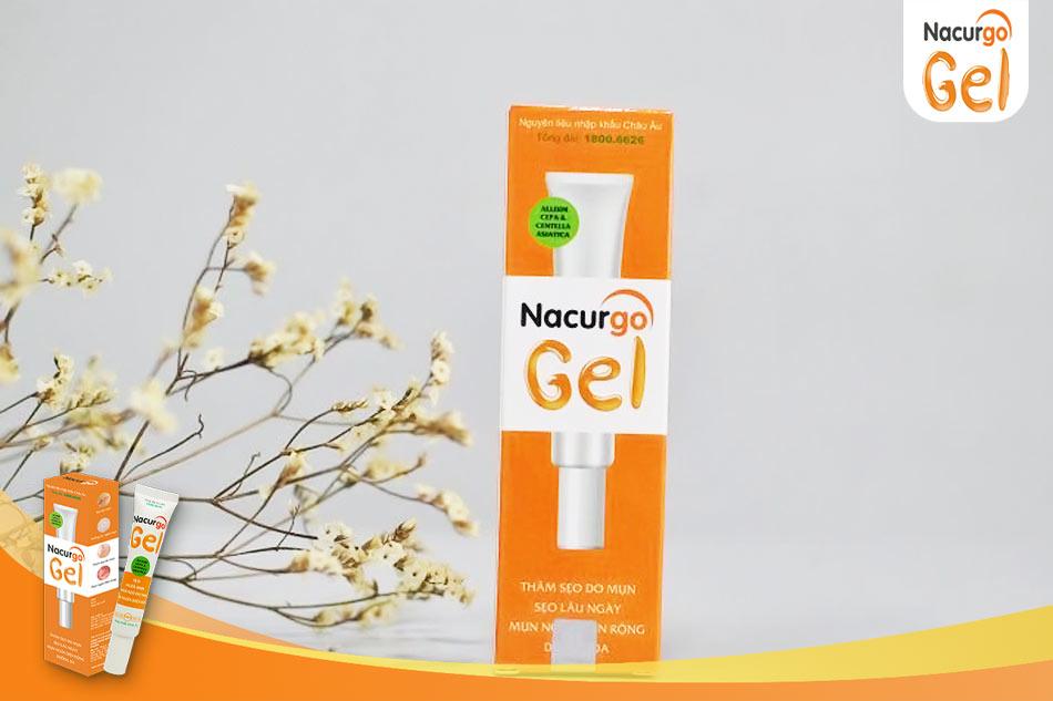 Hình ảnh sản phẩm Nacurgo Gel