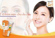 Phương pháp trị mụn cho da dầu
