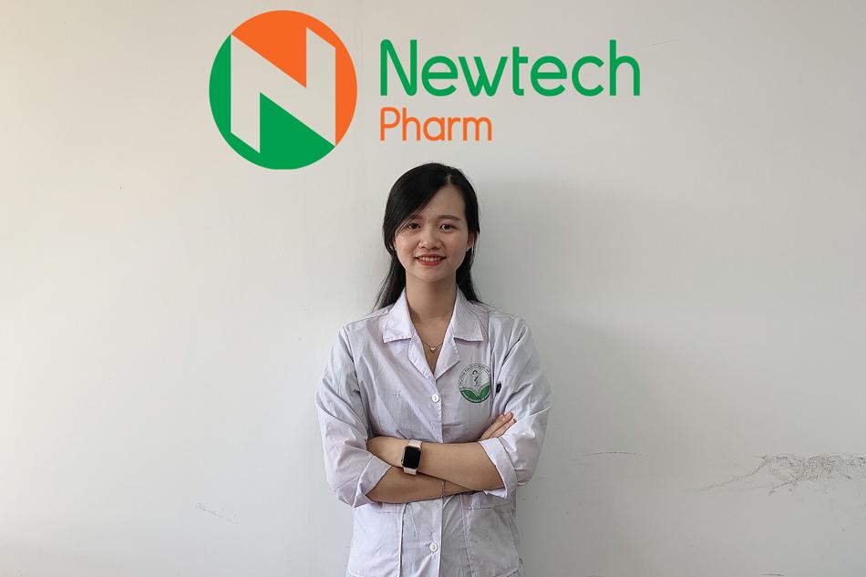 Dược sĩ Hà Phương