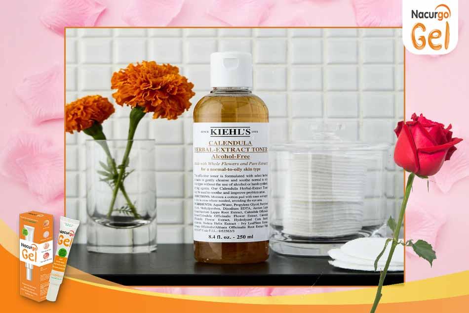 Kiehl's Calendula Herbal Extract Alcohol Free Toner
