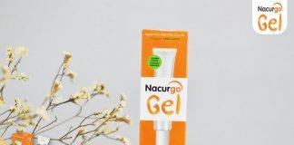 Dùng Nacurgo Gel trị sẹo lõm