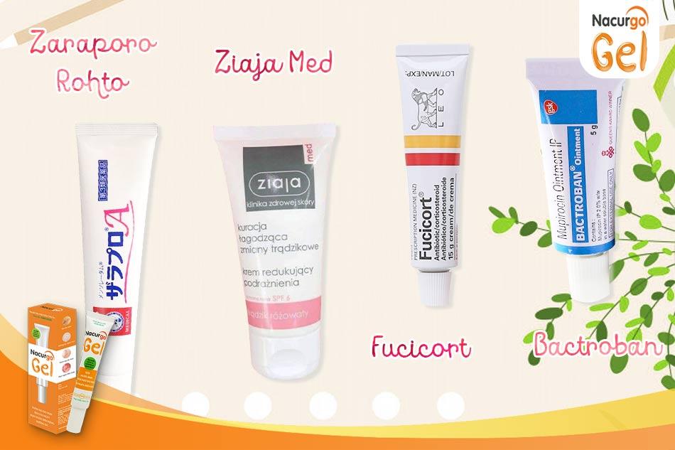 Các loại kem bôi trị viêm nang lông được sử dụng nhiều hiện nay