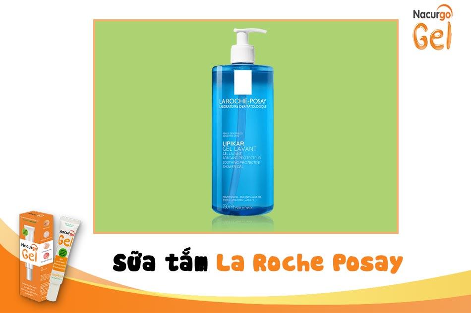 Sữa tắm trị viêm nang lông La Roche Posay Lipikar Gel Lavant